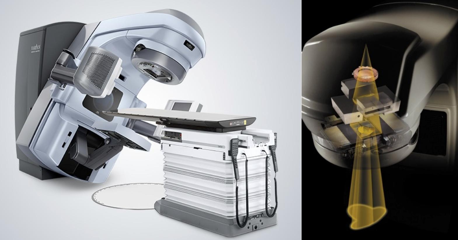 Radiotherapy - Varian