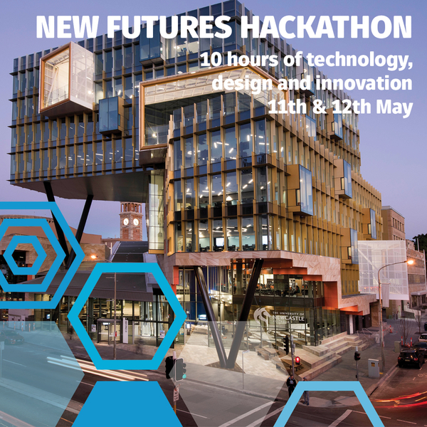 New Futures Hackathon event