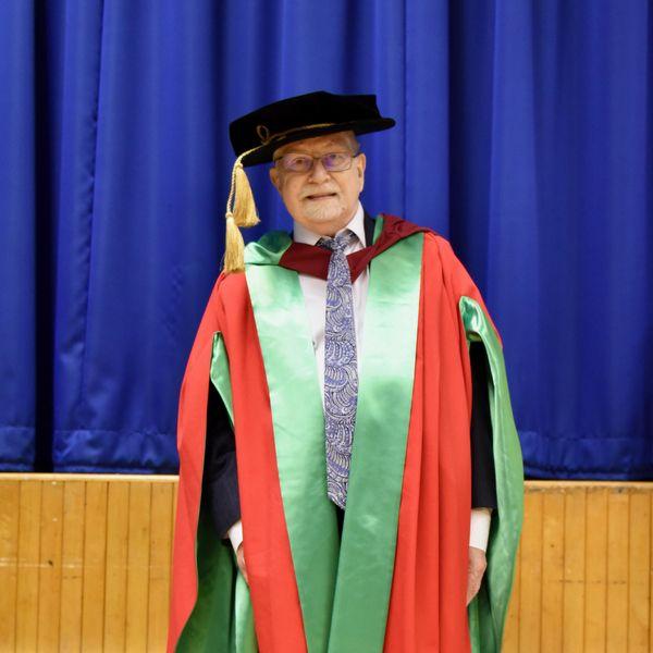 Professor Geoff Whitty CBE