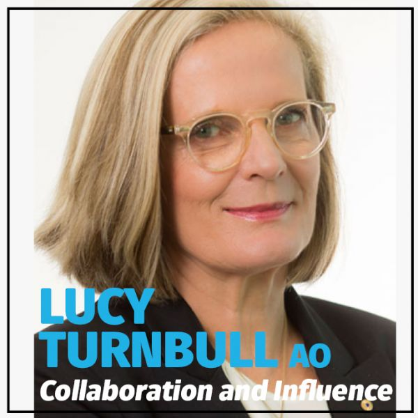 Lucy Turnbull AO , Collaboration and Influence