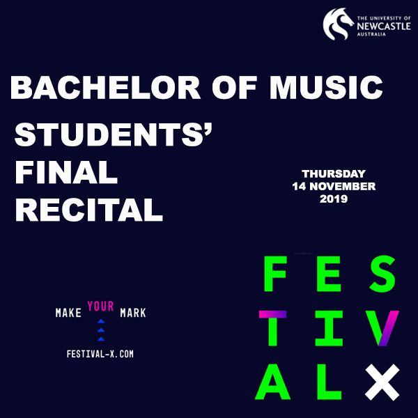 Bachelor Of Music Students' Final Recital