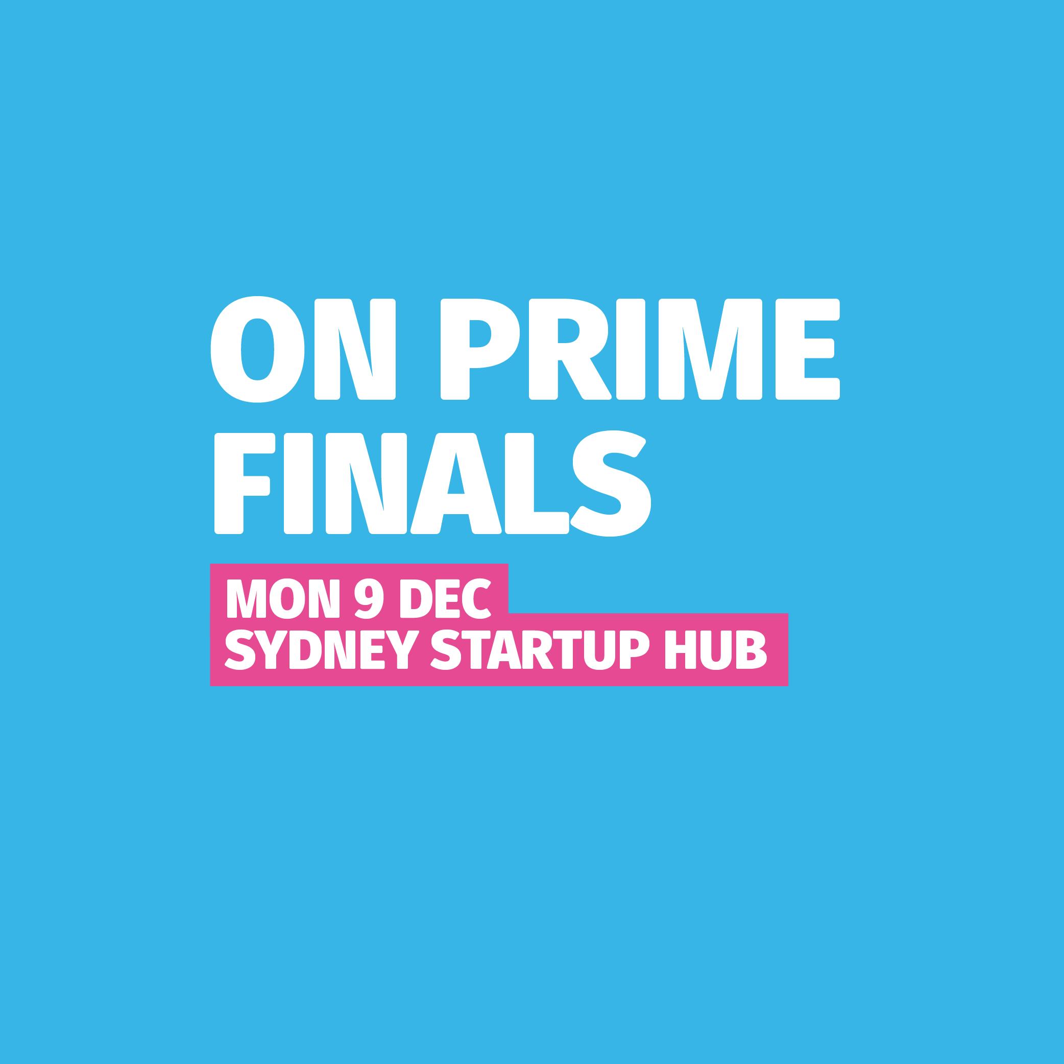 ON Prime finals