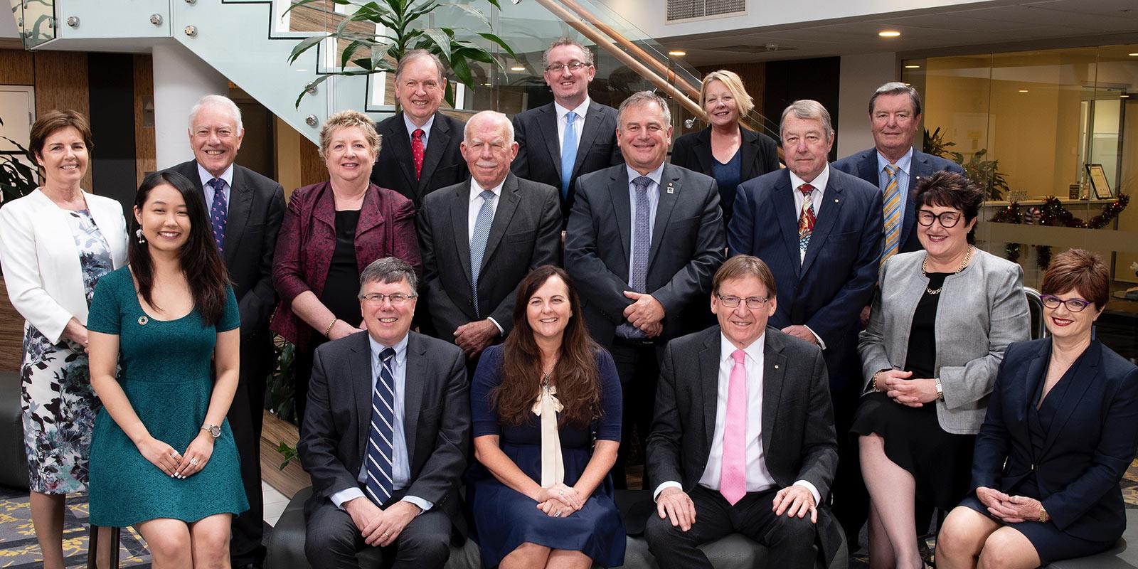 Council Members 2020