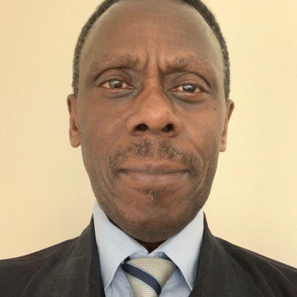 Dr James Gashumba