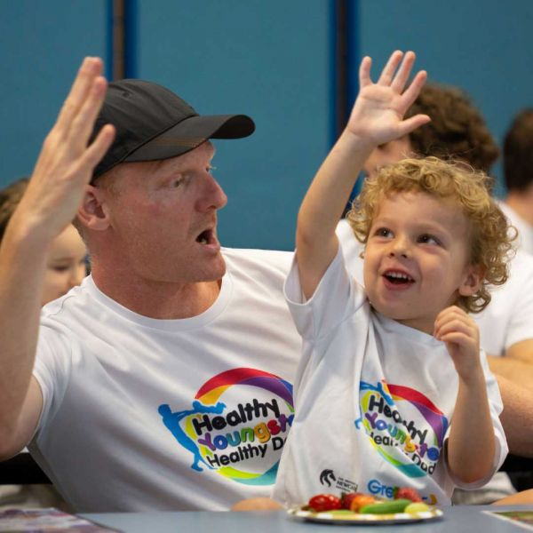 Healthy Dads inspire positive change