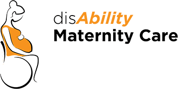 Logo for disAbility Maternity Care