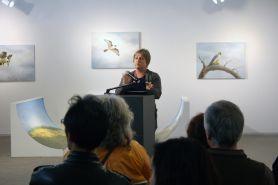 Prue Sailer artist talk