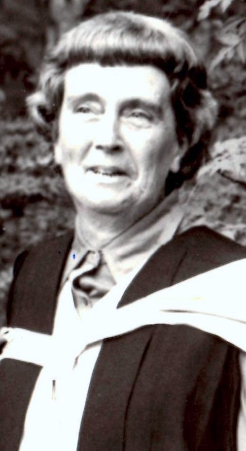 Dr Betty Andersen