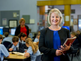 Professor Jenny Gore is revolutionising teacher professional development