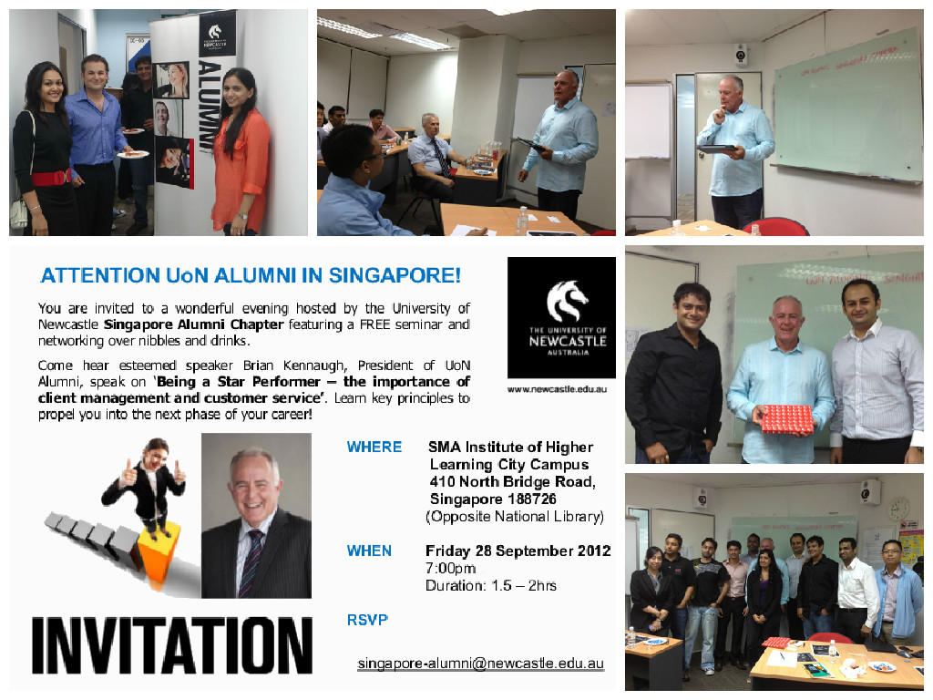 Seminar Event with Mr Brian Kennaugh_Gallery
