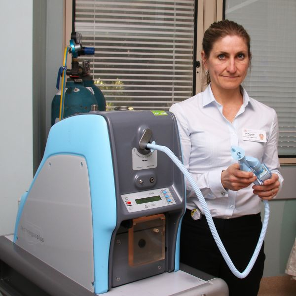 Nuclear imaging trial aiming to clear up airway diagnosis