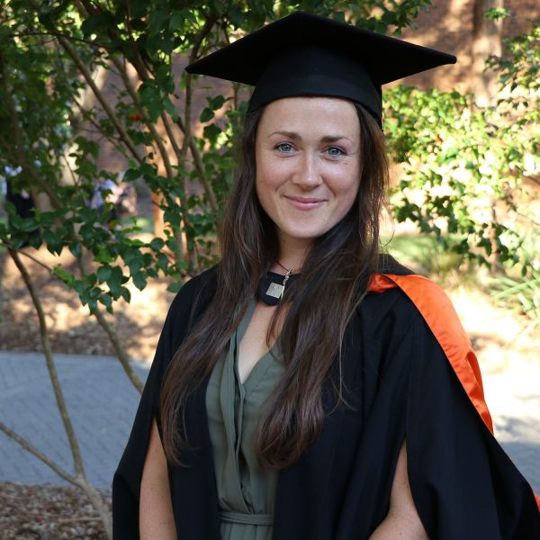 A new career path is born for University of Newcastle midwifery graduate