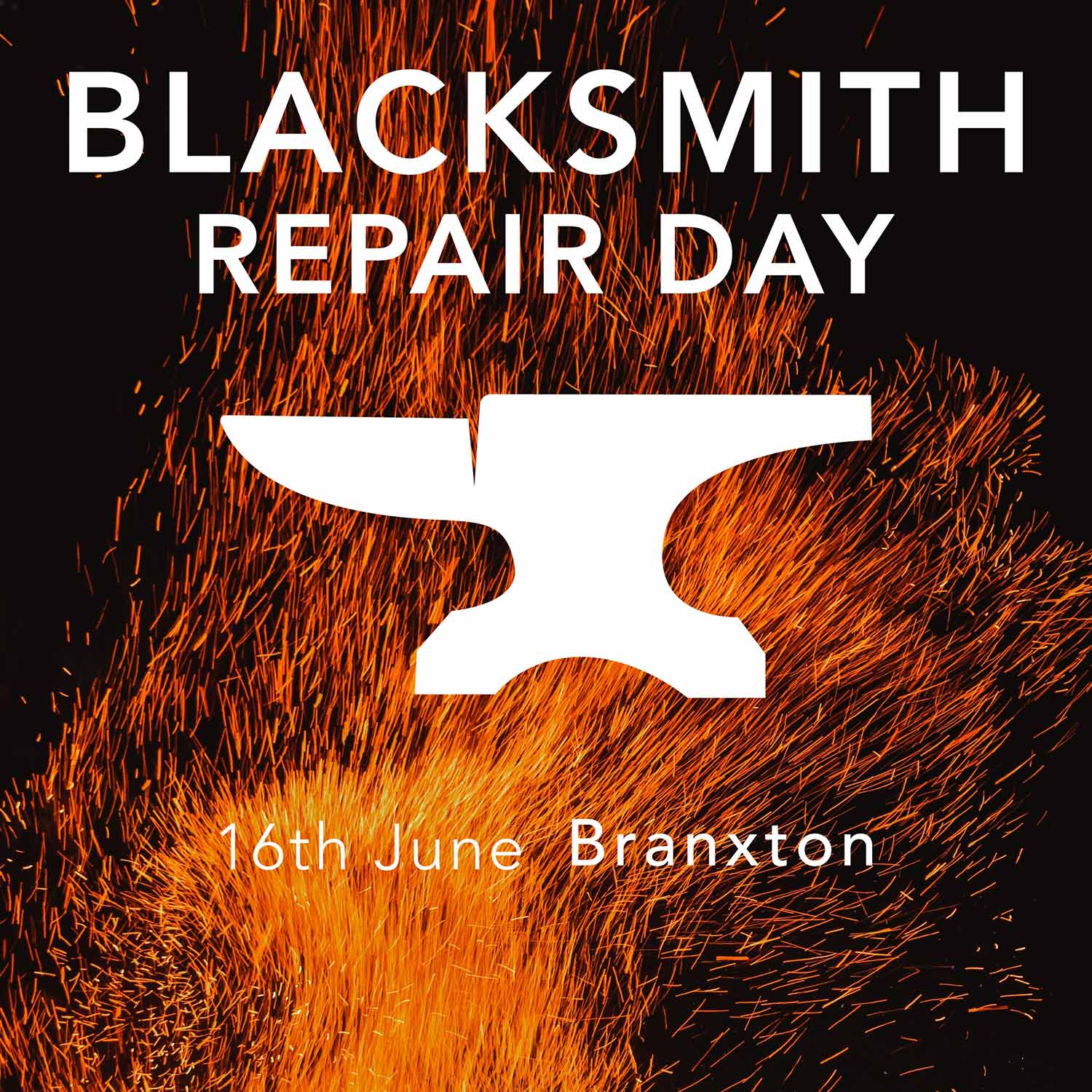 Blacksmith Repair Day fosters a culture of reuse