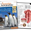 Natural Geographic Cover