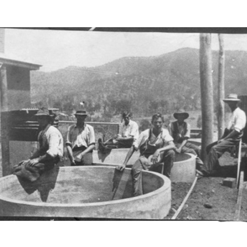 Oakdale Vintage Staff 1919