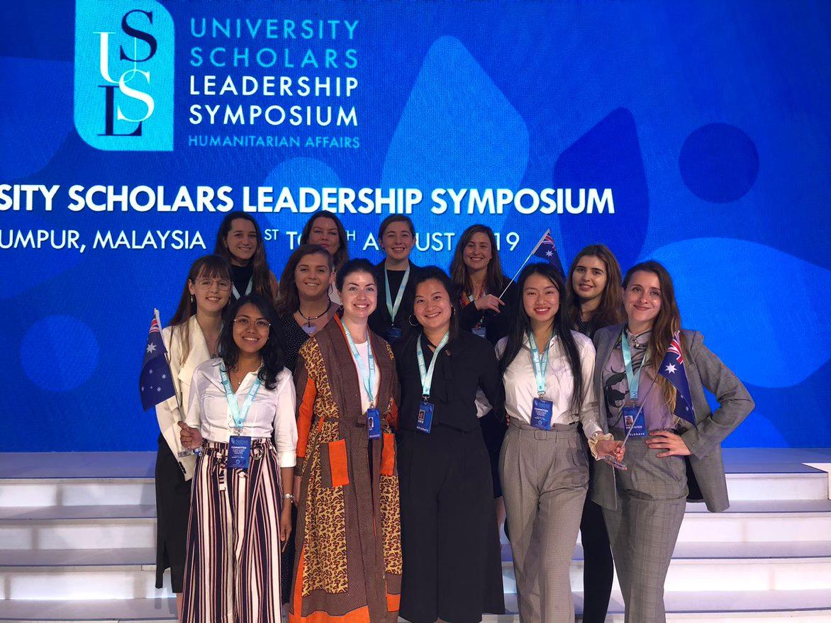 University Scholars Leadership Symposium
