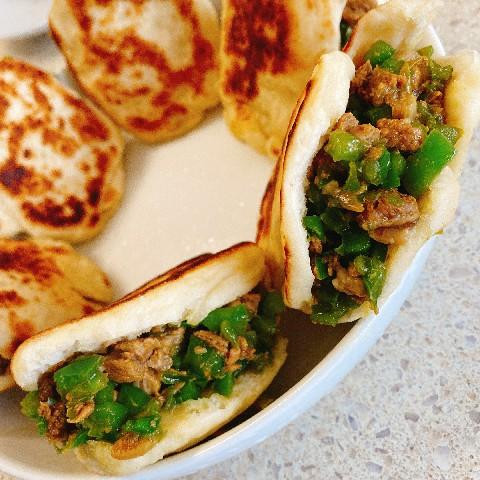 Chinese Hamburger 1