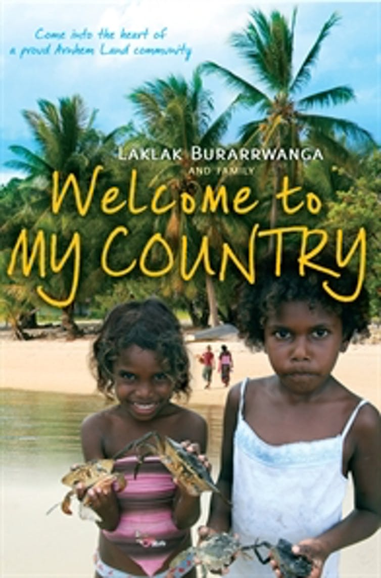 In our most recent book, Welcome to My Country, we share some of our stories and knowledge of Bawaka. Allen & Unwin