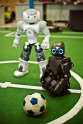 new and retired robots