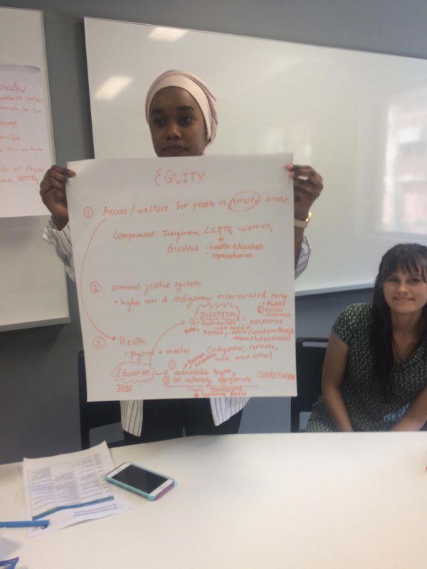 Ma & Morley Scholar Razia Akram
