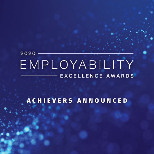 Inaugural employability excellence achievers unveiled