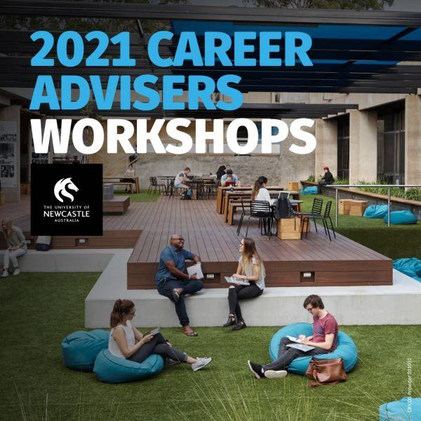 2021 Career Advisers Workshop icon