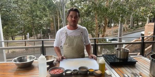No Money No Time Cooking With Alex - Lentil Dahl