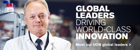 Meet UON Global Leaders