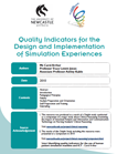 Quality Indicators for the Desig and Implementation of Simulation Experiences
