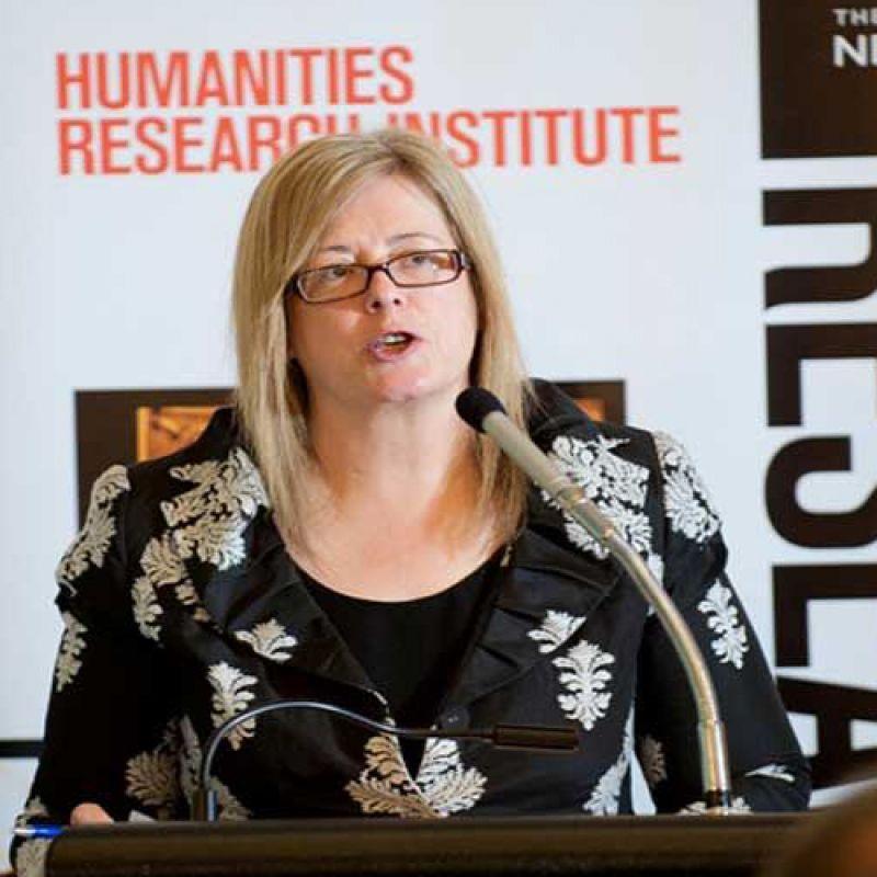 University of Newcastle Vice Chancellor Professor Caroline McMillen