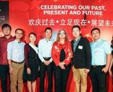 UON celebrates 50-year anniversary in China