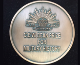Kate Ariotti wins CEW Bean Prize