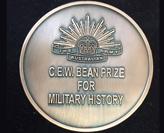 Kate Ariotti wins CEW Bean Prize