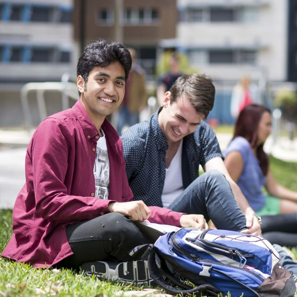 Support for international students in the Hunter