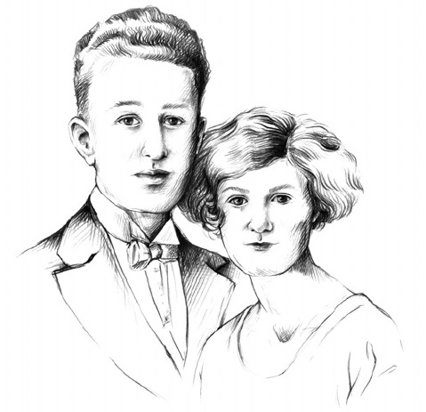 Harold and Gladys Brawn