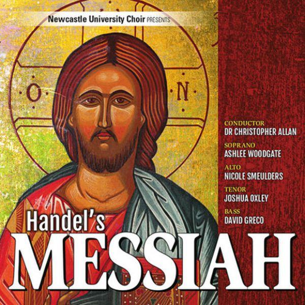 Newcastle University Choir presents Messiah (Mandel)