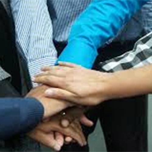 Hands Team Work