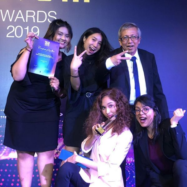 Winners of the PRISM Awards 2019