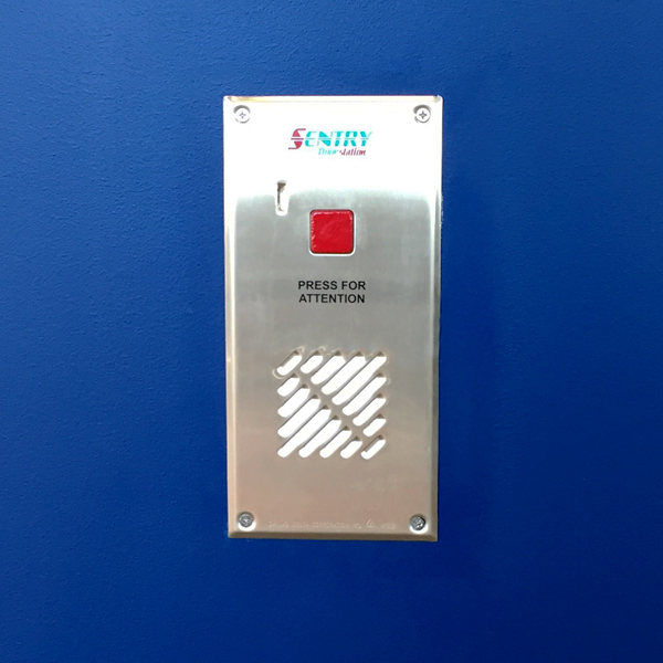 NeW Space wall mounted intercom