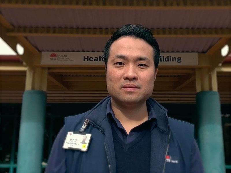 30 Stories, 30 Years - Nursing alumnus Kazuma Honda