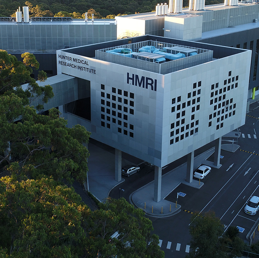 HMRI Building Newcastle