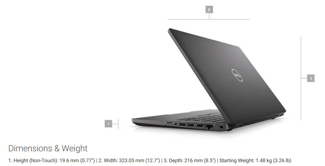 Dell 5400
