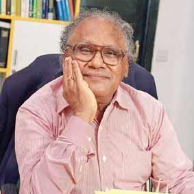 Professor C.N.R Rao