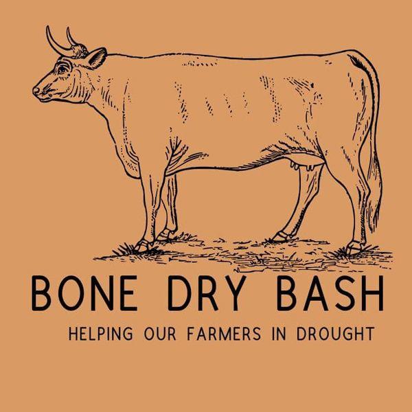 Bone Dry Bash event logo