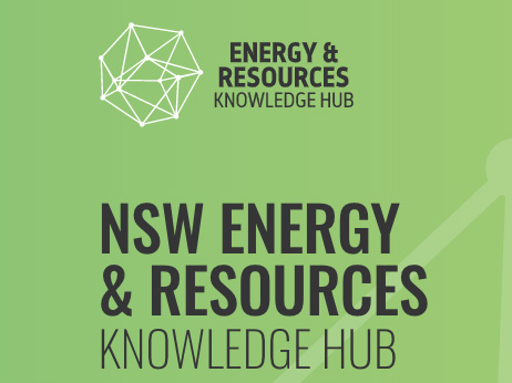NSW Energy & Resources Knowledge Hub
