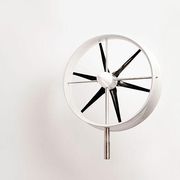 Venture capitalist blown away by University wind-turbine startup