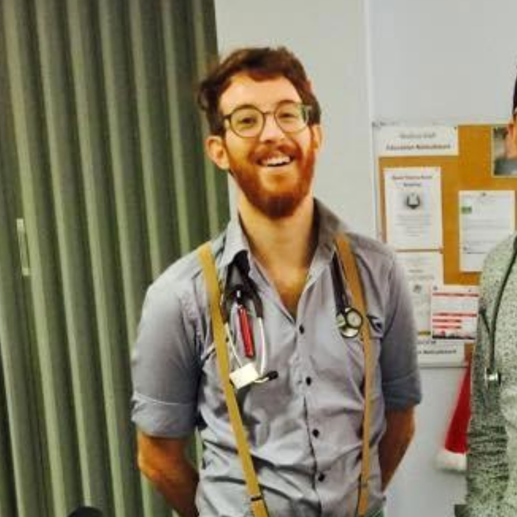 Cale Medicine Student