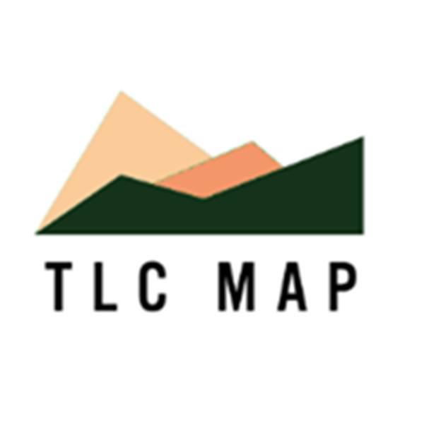 TLC map logo