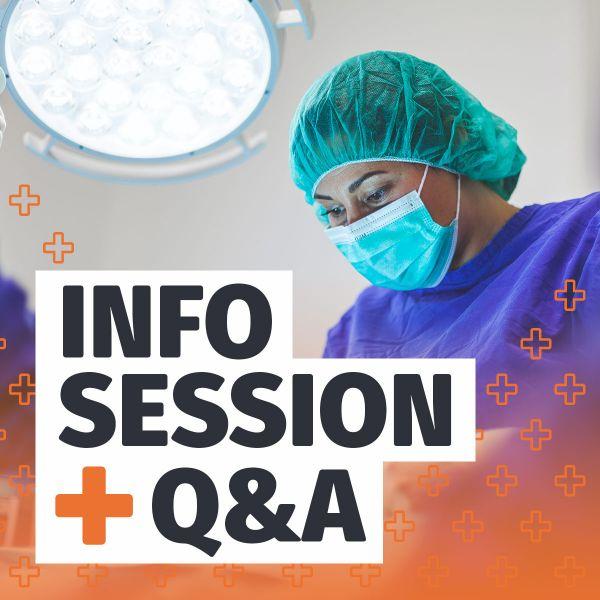Medicine info session Q&A