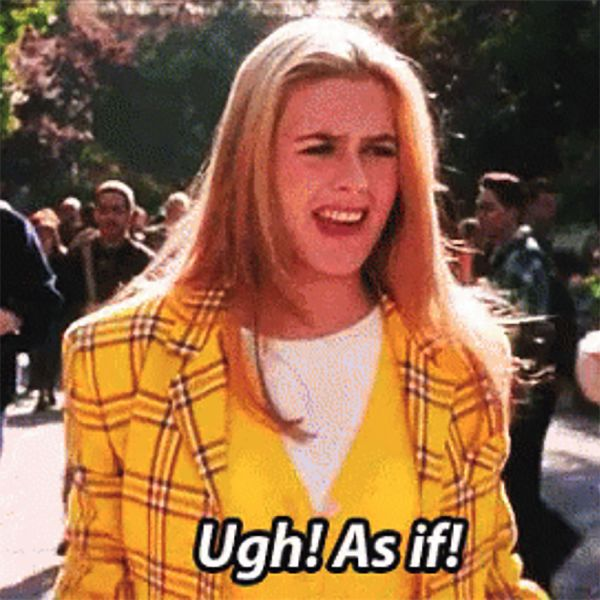 Clueless at 25 — like, a totally important teen film